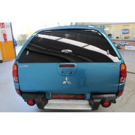 Zadní sklo pro hardtop Mitsubishi L200 OEM 2006-2009 RoadRanger
