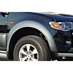 Fender Flares For Toyota Hilux -Vigo  Dbl-Cab. Painted Grey
