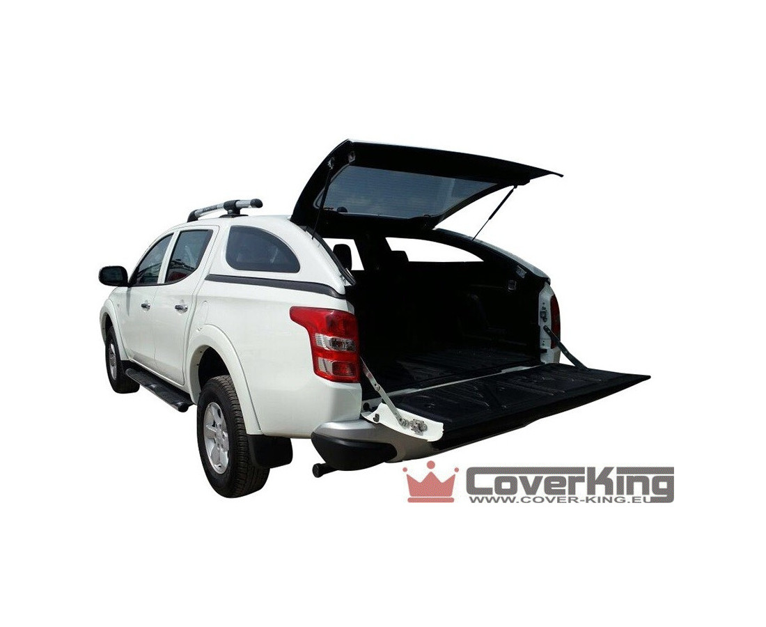 hardtop cover king top sport for fiat fullback double cab. Black Bedroom Furniture Sets. Home Design Ideas