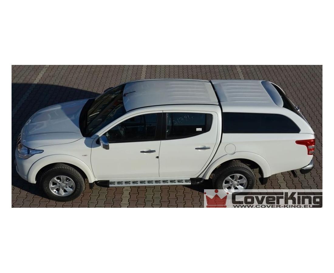 Hardtop Roxform Deluxe For Fiat Fullback Double Cab 2016