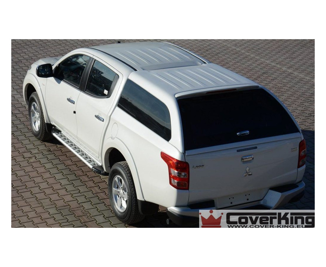 hardtop cover king top deluxe for fiat fullback double cab. Black Bedroom Furniture Sets. Home Design Ideas