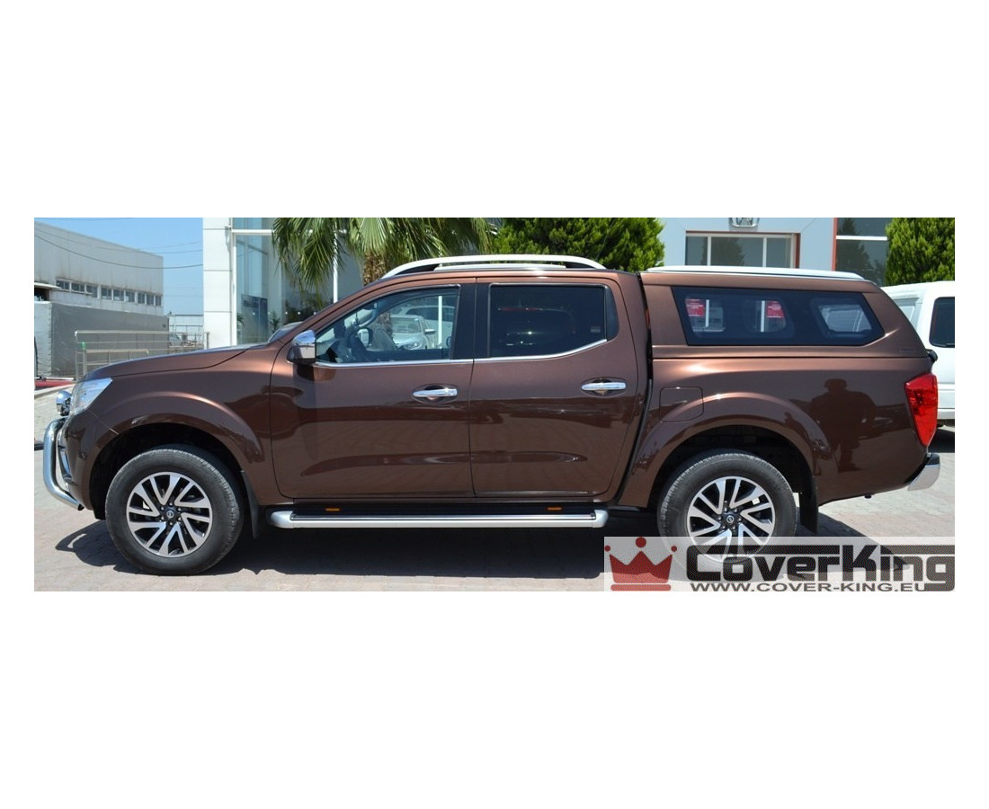 hardtop cover king top deluxe for nissan np300 navara. Black Bedroom Furniture Sets. Home Design Ideas