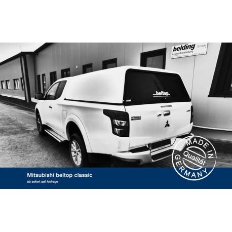 Hardtop Beltop Classic pro Mitsubishi Club Cab 2016+