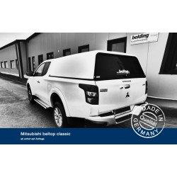 Hardtop Beltop Classic pro  Fiat Fullback Extended cab