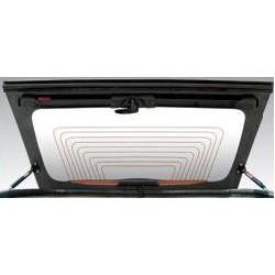 Samonosné sklo zadních dveří na hardtop Carryboy  S560  Ford Ranger do 07