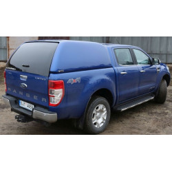 Hardtop CKT Work II pro Ford Ranger Double Cab rv. 2012 -