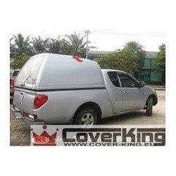 Hardtop Mitsubishi Triton Club cab model 840 Work Version white color(v bílé barvě)