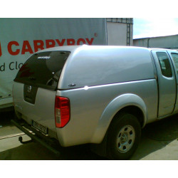 Hardtop Nissan Navara D40 KC model S-560N Work Version