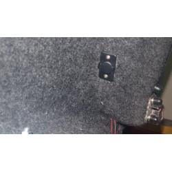 12V zásuvka do hardtopu