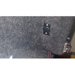 12V zásuvka pro hardtop