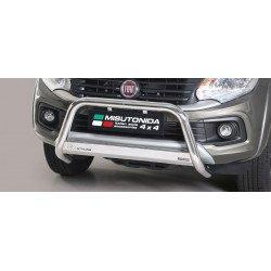 Přední ochranný rám  průměr 63 mm - Fiat Fullback 16- FI 16 EC/MED/406/IX
