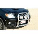 Hood Deflector    - (deflektor kapoty) Toyota Hilux / Vigo do 2016
