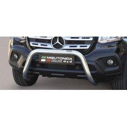 Přední ochranný rám  průměr 76 mm - Mercedes X-class ME16EC/SB/428/IX