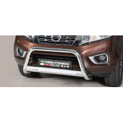 Přední ochranný rám  průměr 63 mm - Nissan NP300 Navara NI 16 EC/MED/400/IX