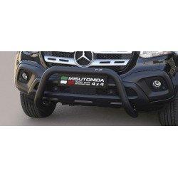 Přední ochranný rám  průměr 76 mm -  Nissan NP300 Navara NI 16 EC/SB/400/PL