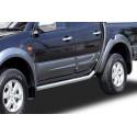 Body Clading Mitsubishi triton/L200  -  painted - vč laku  (plasty na ochranu dveří)