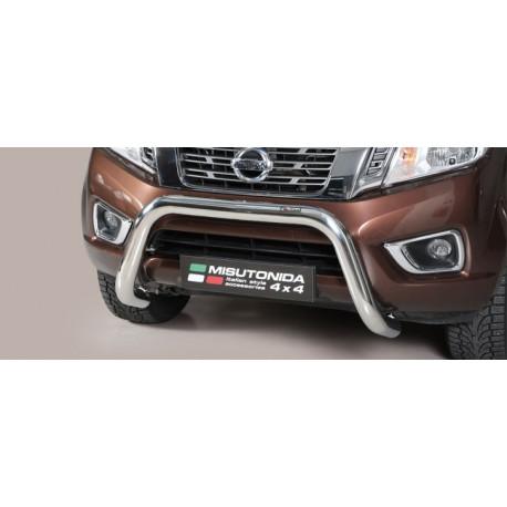 Přední ochranný rám  průměr 76 mm - Nissan NP300 Navara NI 16 SB/400/IX