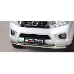 Přední ochranný rám  průměr 76 mm -  Nissan NP300 Navara NI 16 SLF/400/IX