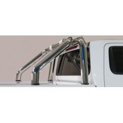 Nerezový rám korby design  76 mm -  Renault Alaskan RE 16 RLD/432/IX