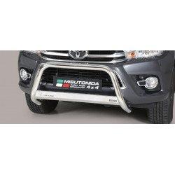 Přední ochranný rám  průměr 63 mm - Toyota Hilux 16+ TO 16 EC/MED/410/IX
