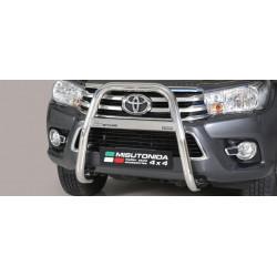 Přední ochranný rám vysoký průměr 63 mm -  Toyota Hilux 16+ TO 16 MA/410/IX