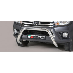 Přední ochranný rám  průměr 76 mm - Toyota Hilux 16+ TO 16 SB/410/IX