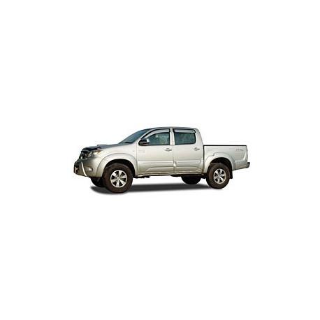 Body Clading Toyota Vigo/hilux -  painted