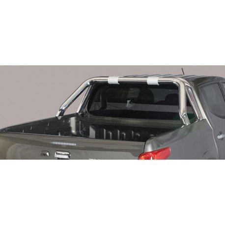 Nerezový rám korby design  76 mm - Toyota Hilux 16+ TO 16 RLD/410/IX