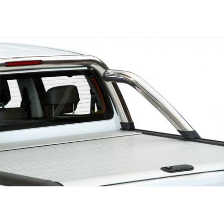 Mountain Top Aluminium Roll cover, silver, L200 2015- D/C, Fiat 2015- D/C