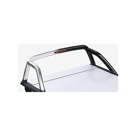 Styling bar for MT Roll cover silver or black Hilux