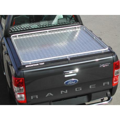 Mountain Top Aluminium cover Ranger Super Cab