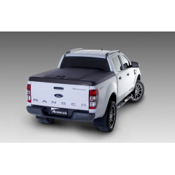 Aeroklas Speed cover, black grain ABS surface Ford Ranger