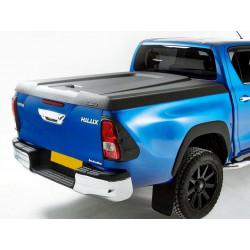 Toyota Hilux Aeroklas Speed cover, černý ABS povrch