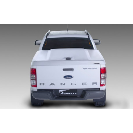 Aeroklas Speed cover, Painted ABS surface Ford Ranger