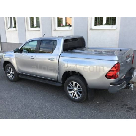 Aeroklas Speed cover, Painted ABS surface Toyota Hilux