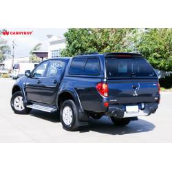 Samonosné sklo zadních dveří  na Hardtop Carryboy S560 Mitsubishi L200+ 25N CMTD/CMTC