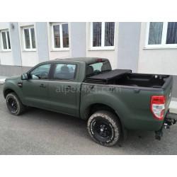 Třídílný skadací kryt - Toyota Hilux - Revo