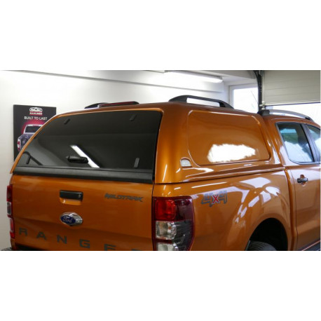 Hardtop Ford Ranger - MaxTop MX3 Work Double Cab 2016+