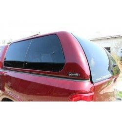 Boční okno levé pro Hardtop CKT Wind II s ventilací RAM,F-150