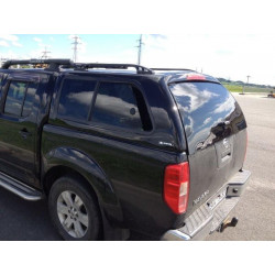Hardtop CKT Windows II pro Nissan Navara D40 DC Long