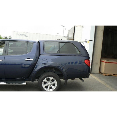 Hardtop CKT Windows II pro Mitsubishi L200 DC Long