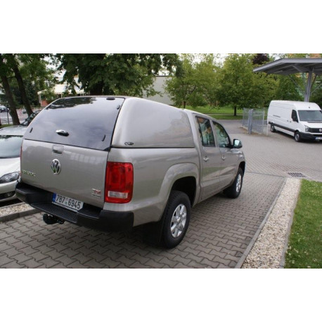 Hardtop CKT Work for VW Amarok DC
