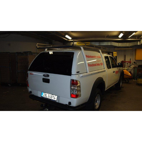 Hardtop CKT Work pro Ford Ranger Super Cab 2006 do 2012
