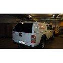 Hardtop CKT Work pro Ford Ranger Super Cab 2006 do 2012