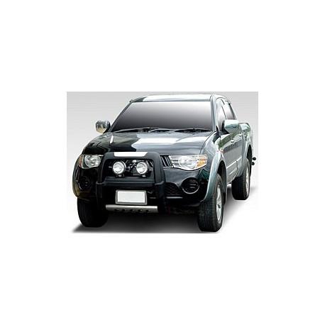 přední ochranný rám - polyuretan Mitsubishi L200.MK.5 (Triton)