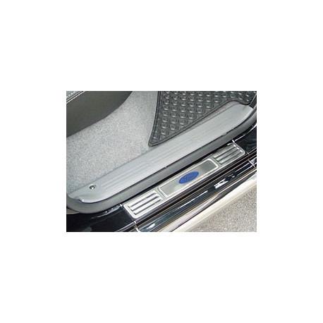 Steel Plates  Stainless Steel for Ford Ranger  -  Nerezový kryt prahů
