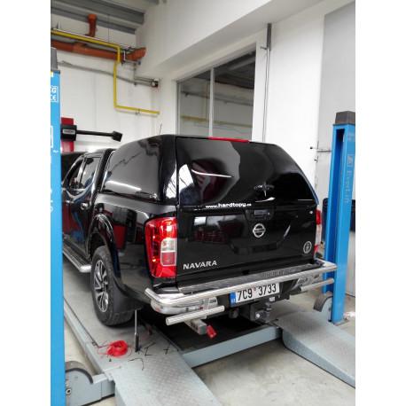 Nissan Navara - Hardtop CKT Work II pro Nissan NP300 DC