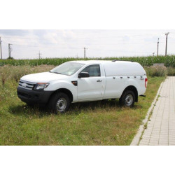 Hardtop CKT Work II pro Ford Ranger 2016-  Single Cab