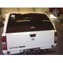 Hardtop CKT Work pro Nissan NP300 DC - zadní laminátové dveře