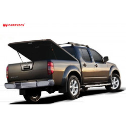 Nissan Navara D40 DC Long Sport Lid model SR - kryt korby  - Laderaumdeckel(in car color)